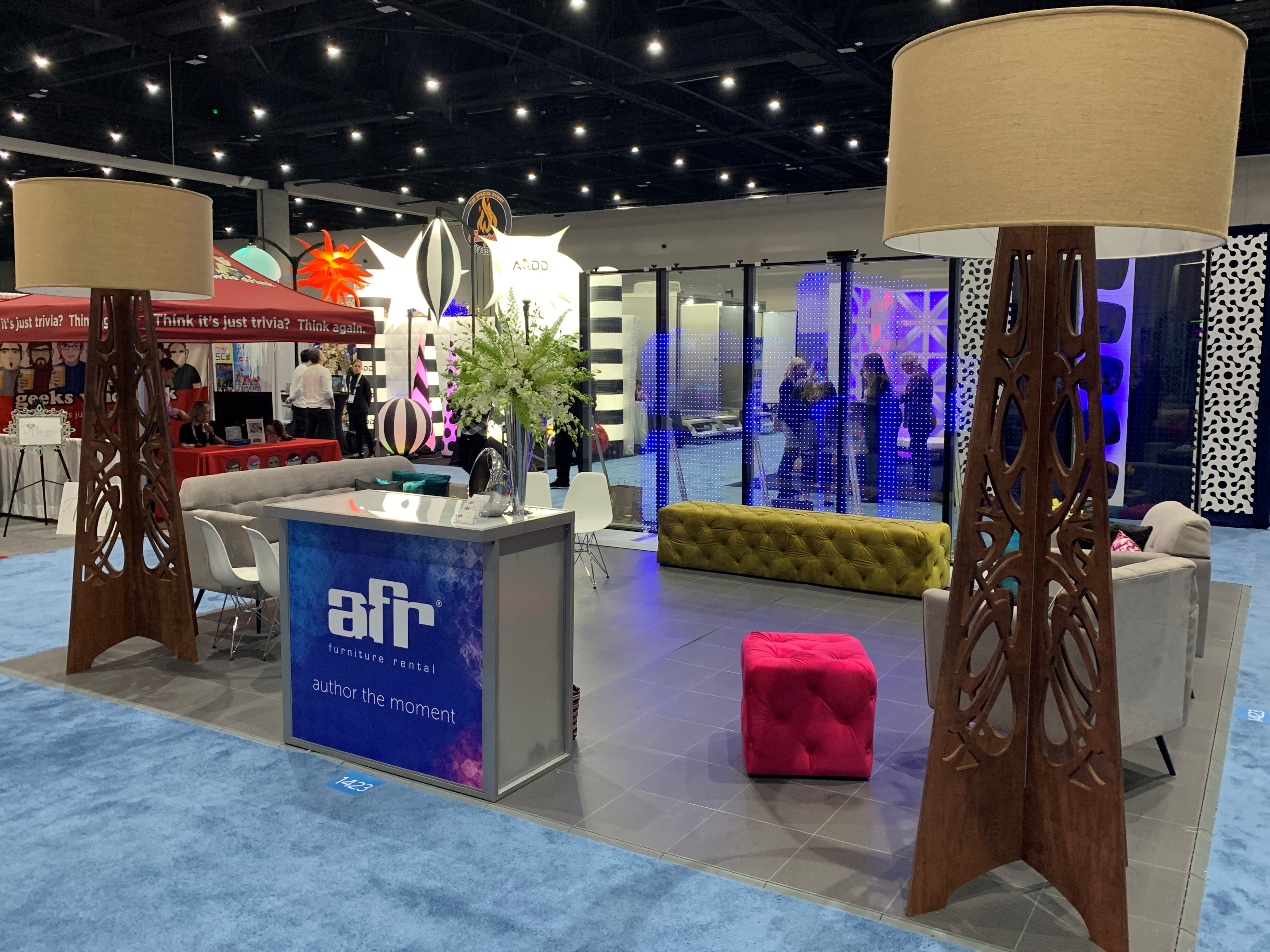 The Special Event 2019 Recap Afr Furniture Rental And Afr