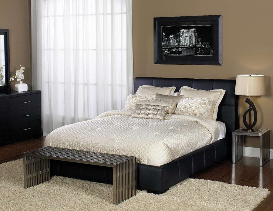 Home Staging Bedroom Furniture For