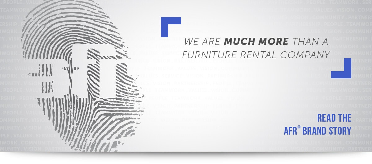 AFR Provides You With Outstanding Service And The Perfect Solution For Furniture Rentals Of Every Type Need Including Home Apartment Office