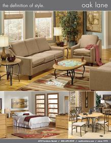 American Furniture Rentals Rental Order