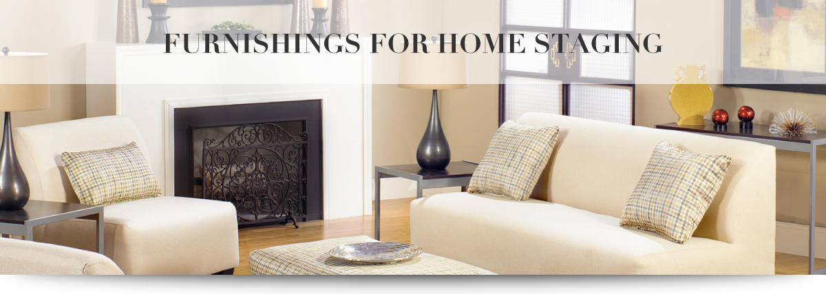 Home Staging Furniture for Rent