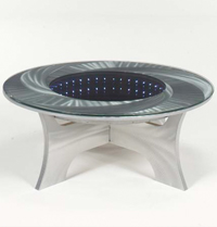 Infinity Cocktail Table