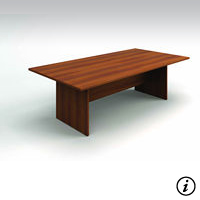 8' Conference Table (Avant Honey)