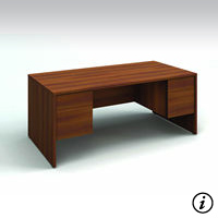 Executive Desk (Avant Honey)