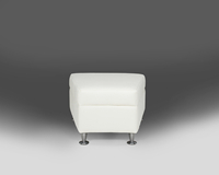 Continental Madras Wedge Ottoman